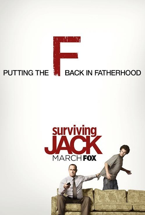 La locandina di Surviving Jack