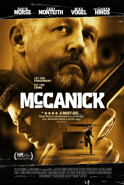 McCanick: nuovo poster