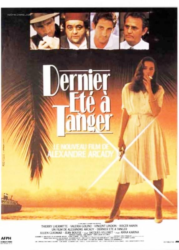 L'ultima estate a Tangeri: la locandina del film