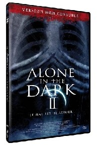 La copertina di Alone in the Dark 2 (dvd)