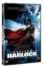 La copertina di Capitan Harlock (dvd)