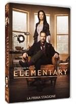 La copertina di Elementary - Stagione 1 (dvd)