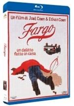 La copertina di Fargo (blu-ray)