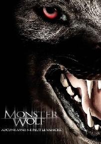 La copertina di Monster Wolf (dvd)