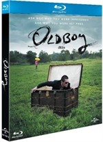 La copertina di Oldboy (blu-ray)