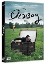 La copertina di Oldboy (dvd)