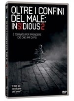La copertina di Oltre i confini del male - Insidious 2 (dvd)