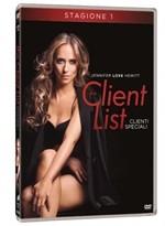 La copertina di The Client List - Stagione 1 (dvd)
