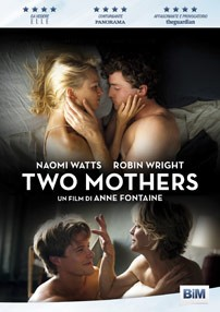 La copertina di Two Mothers (dvd)