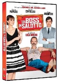 La copertina di Un boss in salotto (dvd)