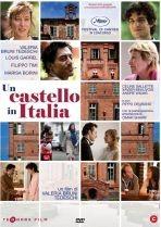 La copertina di Un castello in Italia (dvd)