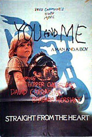 You and Me: la locandina del film