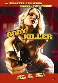 La copertina di Body Killer (dvd)