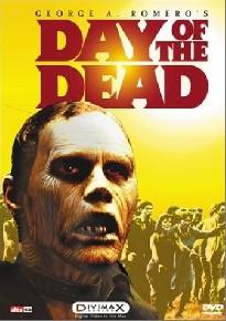 La copertina di Il giorno degli zombi - Day of the Dead (dvd)