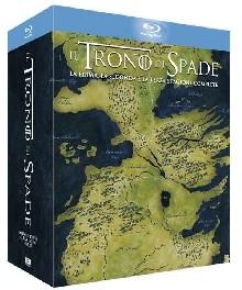 La copertina di Il trono di spade - Stagione 1-2-3 (blu-ray)