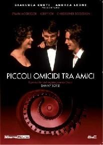 La copertina di Piccoli omicidi tra amici (dvd)