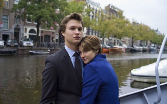 The Fault in Our Stars: un tenero momento tra Shailene Woodley e Ansel Elgort