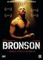 La copertina di Bronson (dvd)