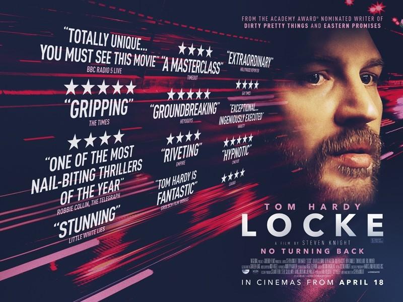 Locke: il primo poster del film