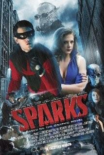 Sparks: la locandina del film