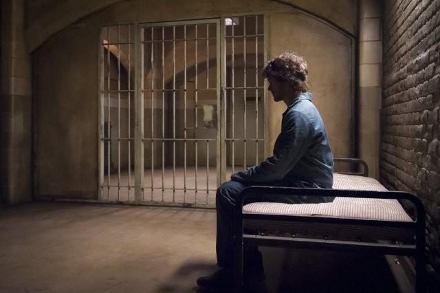 Hannibal: Hugh Dancy in una scena dell'episodio Kaiseki