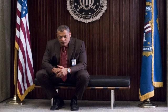 Hannibal: Laurence Fishburne nell'episodio Kaiseki