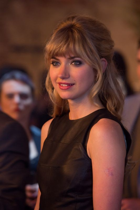Need for speed: Imogen Poots in una scena del film