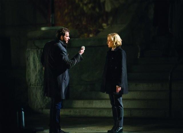 Those Who Kill: Chloë Sevigny e James D'Arcy in una scena