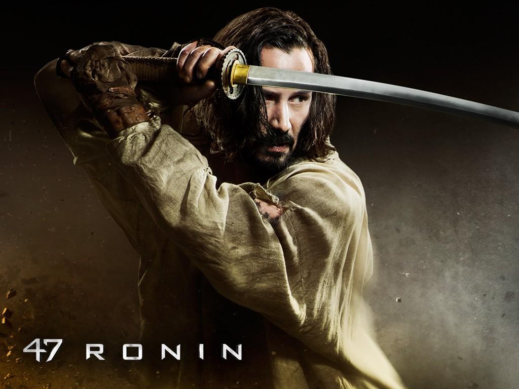 47 Ronin: wallpaper cdel film con Keanu Reeves