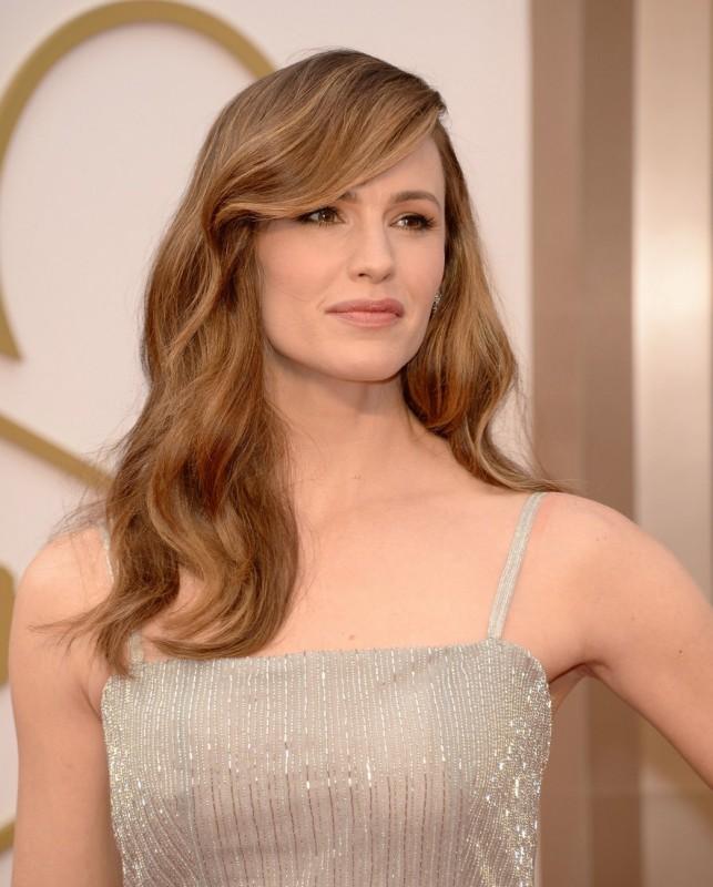 Jennifer Garner sul red carpet degli Oscar 2014