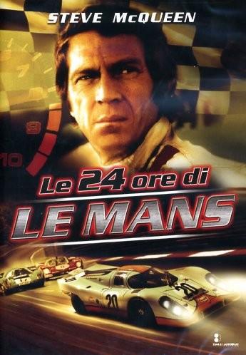 Le 24 ore di Le Mans: la locandina del film