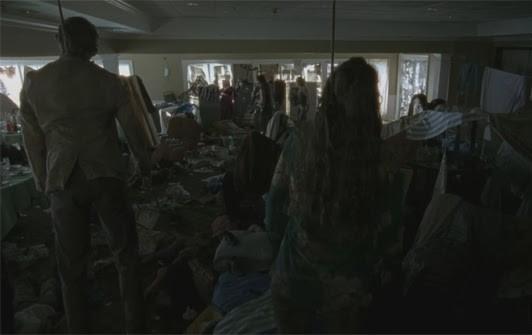 The Walking Dead: un'impressionante immagine dell'episodio Non tutto è perduto