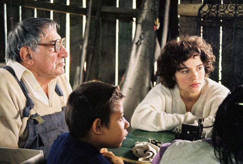 Jean Constantin (Florica), Dorotheea Petre (Eva Matei) in Cum mi-am petrecut sfarsitul lumii