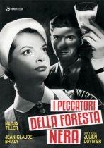 La copertina di I peccatori della foresta nera (dvd)