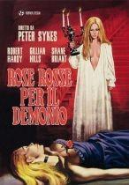 La copertina di Rose rosse per il demonio (dvd)
