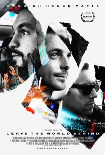 Leave The World Behind: la locandina del film