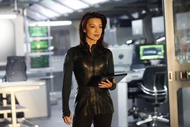 Agents of S.H.I.E.L.D.: Ming-Na Wen nell'episodio TAHITI