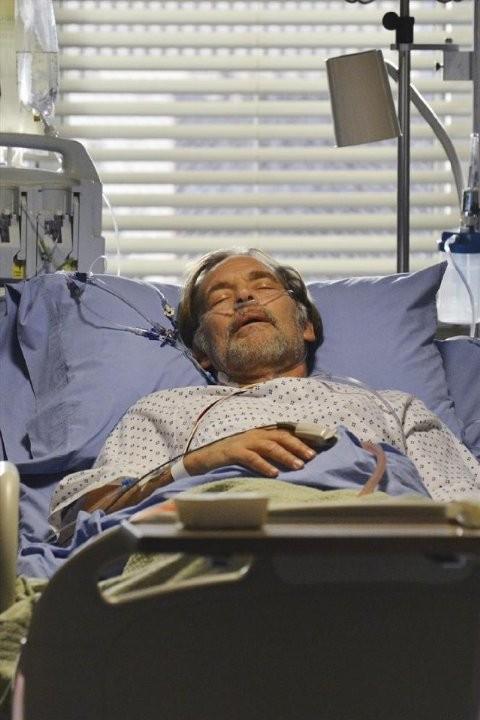 Grey's Anatomy: James Remar nell'episodio Take It Back