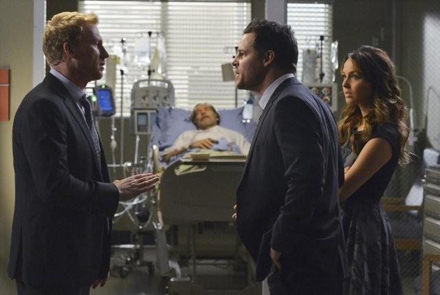 Grey's Anatomy: Kevin McKidd, Camilla Luddington, James Remar e Justin Chambers nell'episodio Take It Back