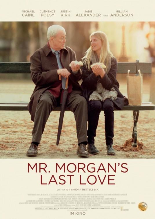 Mr. Morgan's Last Love: la locandina tedesca del film
