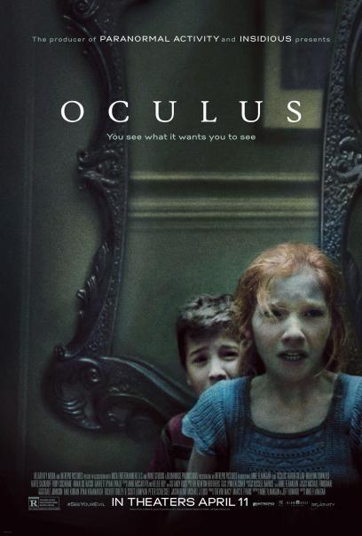 Oculus: ancora una nuova locandina