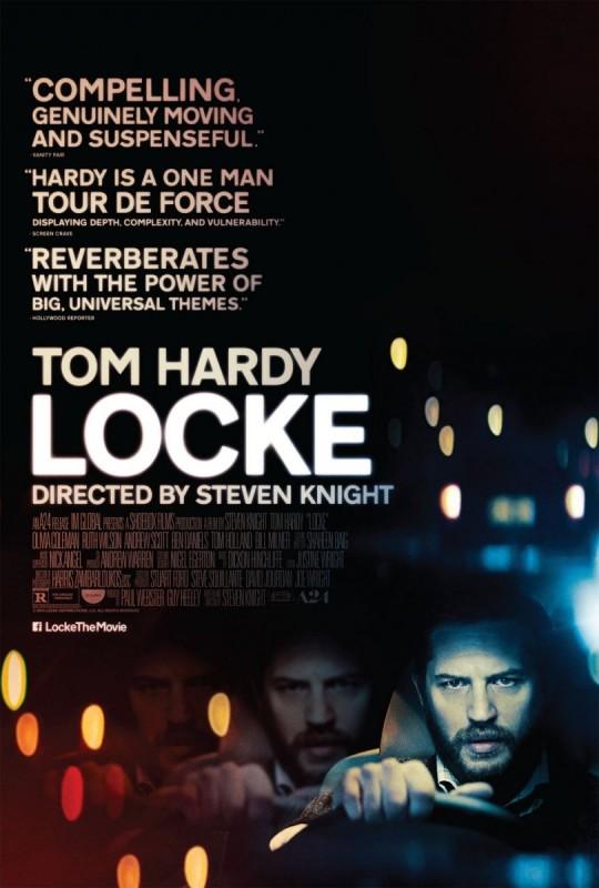 Locke: la locandina internazionale