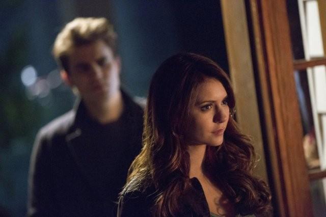 The Vampire Diaries: Paul Wesley e Nina Dobrev nell'episodio No Exit