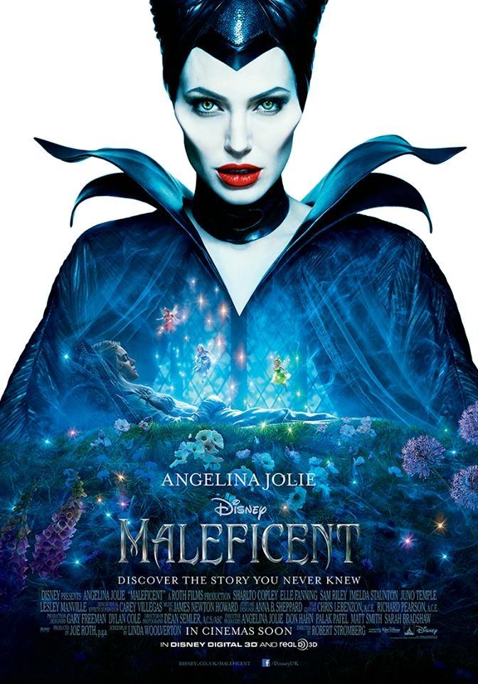 Maleficent: la nuova locandina