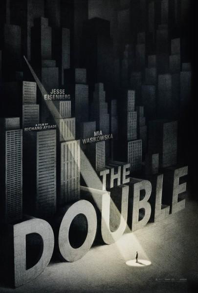 The Double: una nuova locandina stilizzata