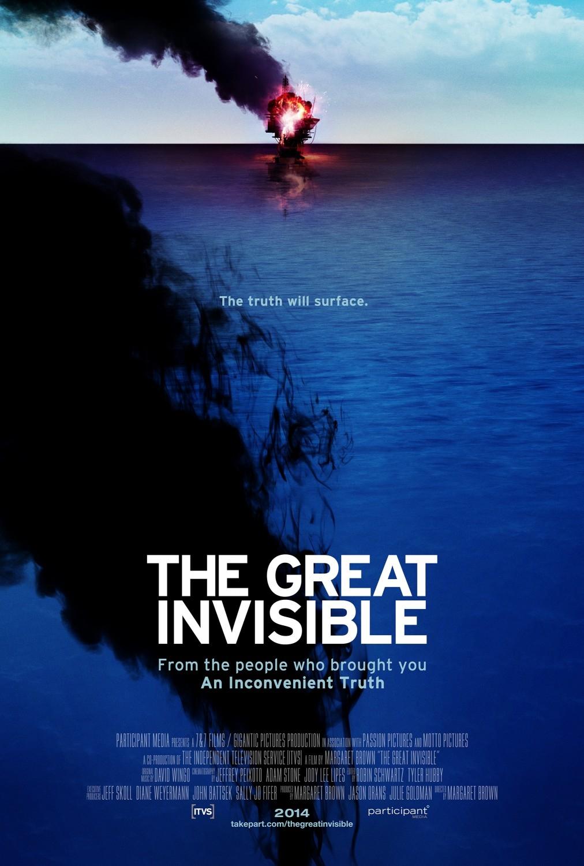 The Great Invisible: la locandina del film