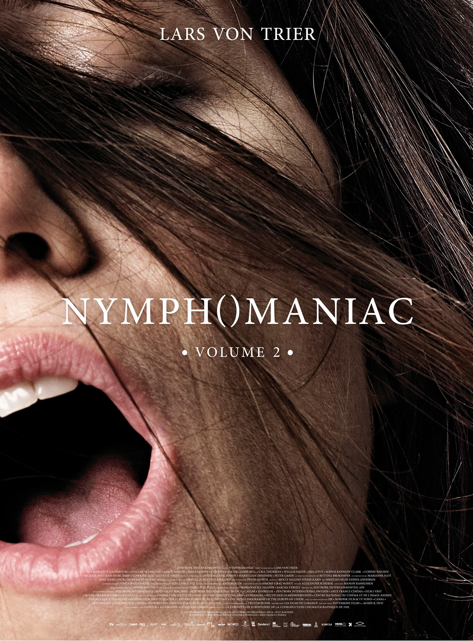 The Nymphomaniac - Part 2: nuovo poster internazionale