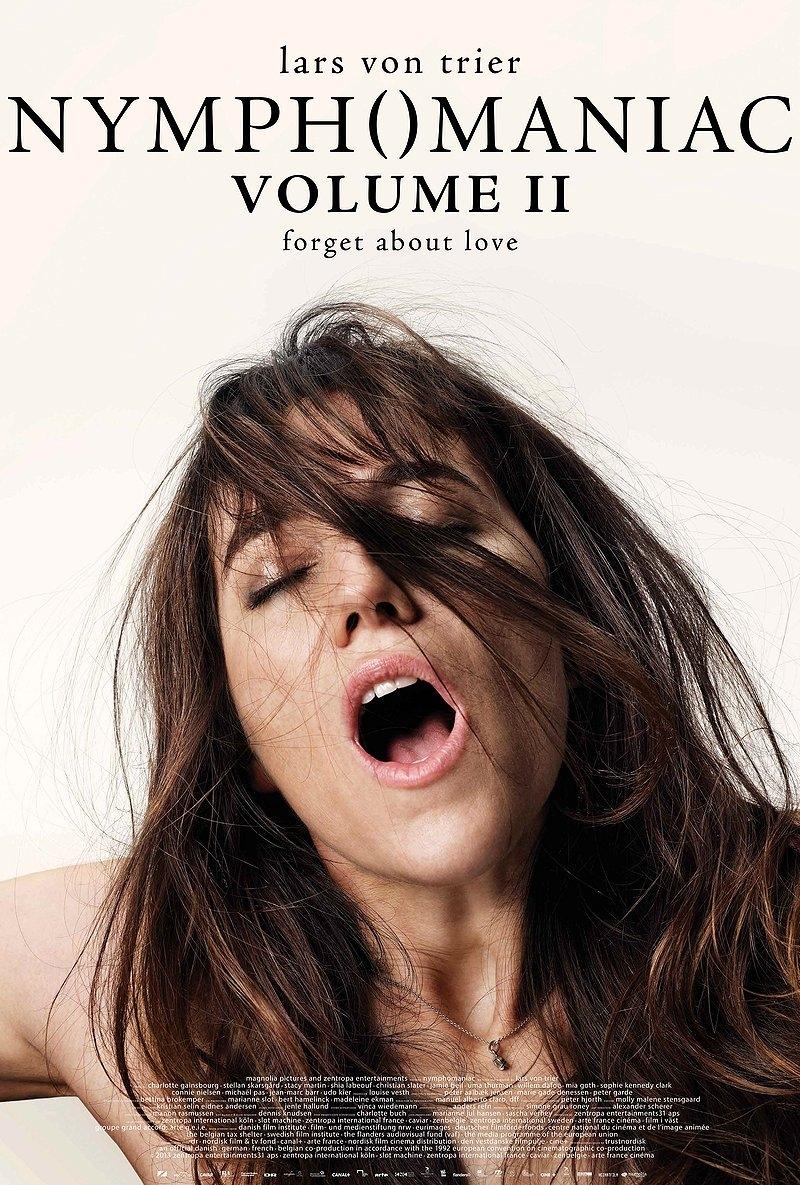 The Nymphomaniac - Part 2: nuovo poster internazionale per il volume 2