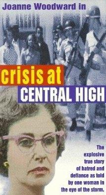 Crisis at Central High: la locandina del film