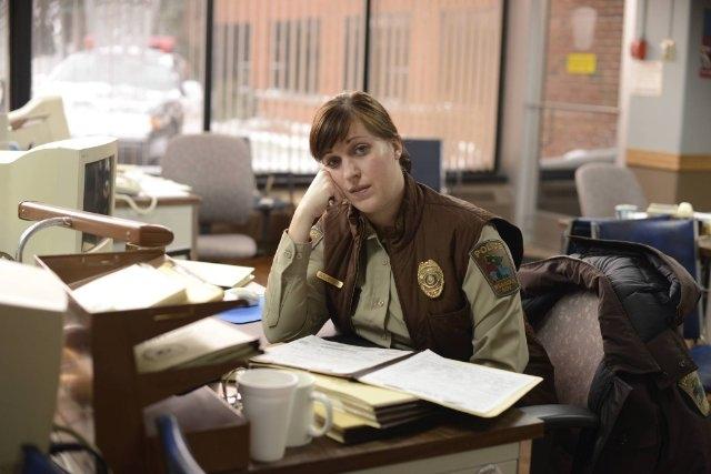 Fargo: Allison Tolman in una scena